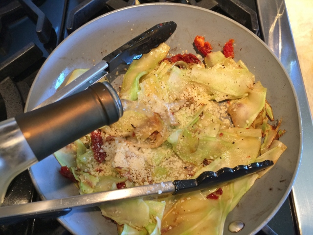 Broccoli Pappardelle with Sun Dried Tomatoes & Toasted Garlic – Recipe! Image 9