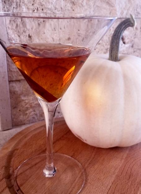 Fall-Tini Cocktail – Recipe! Image 1