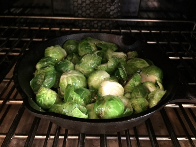 Roasted Brussels Sprouts in Chile Lime Sauce – Recipe! Image 5
