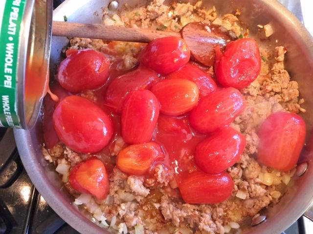 Roasted Eggplant & Sausage Lasagna – Recipe! Image 5