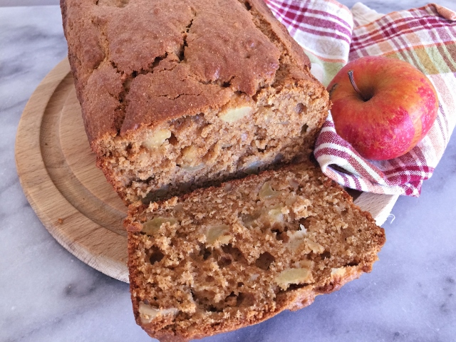 Whole-Wheat Apple Walnut Bread – Recipe! Image 2