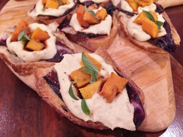 Fall Bruschetta – Recipe! Image 2