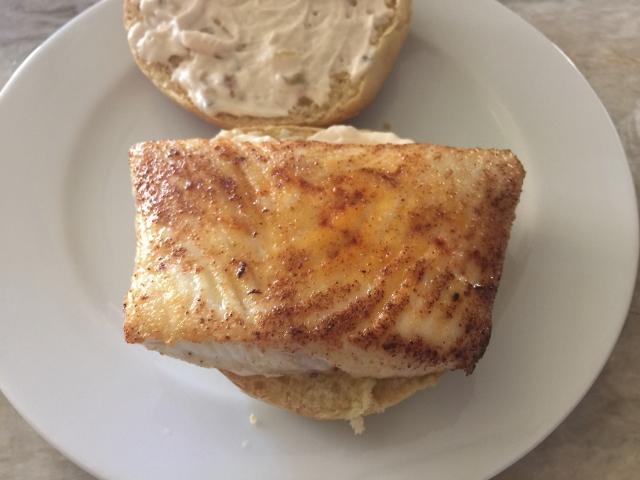 Halibut Fish Sandwiches – Recipe! Image 8