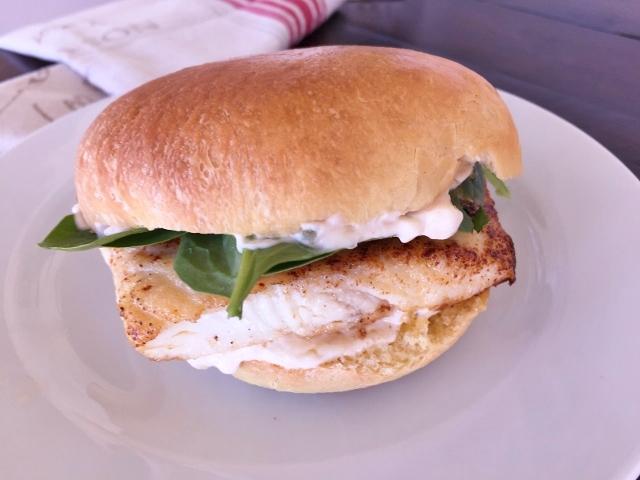 Halibut Fish Sandwiches – Recipe! Image 2