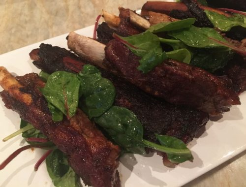 Instant Pot St. Louis Glazed Ribs – Recipe!
