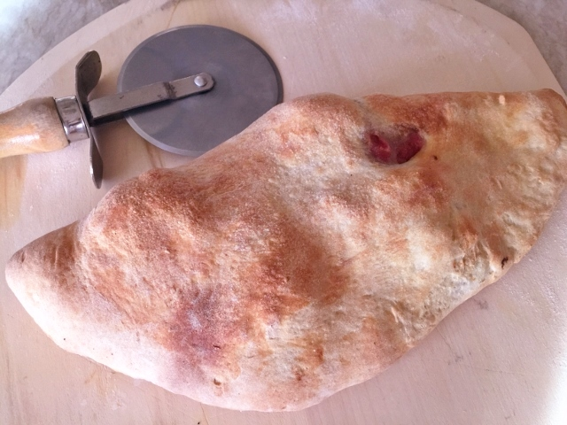Meatball & Sweet Pepper Calzones – Recipe! Image 7