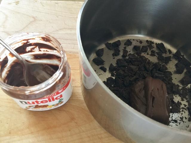No-Bake Nutella Holiday Haystack Cookies – Recipe! Image 3