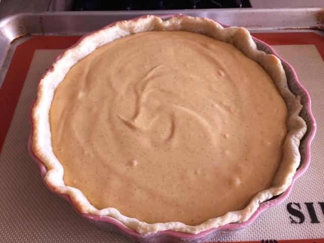 Pumpkin Ricotta Tart – Recipe! Image 9