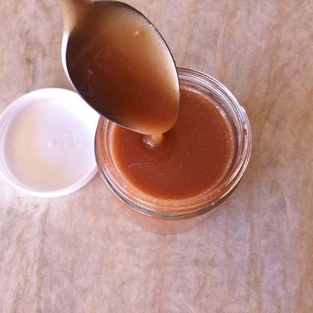 Bourbon Salted Caramel Sauce – Recipe! Image 2