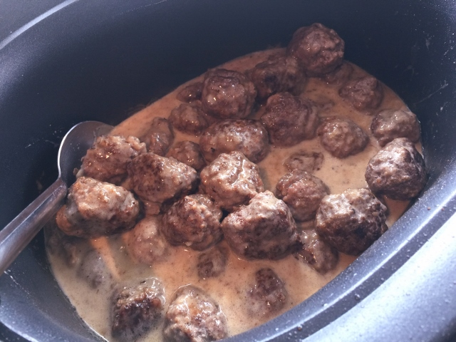 Slow Cooker Swedish Meatballs – Recipe! Image 2