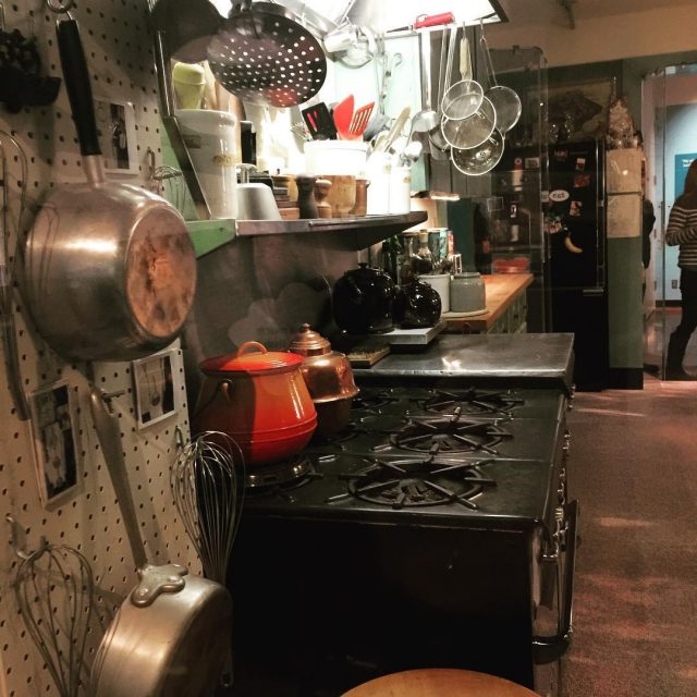 Julia Childs Kitchen at The National Museum of American Historyhellip