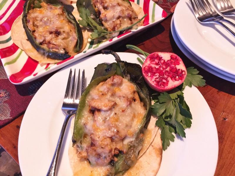 Carnitas Stuffed Poblanos – Recipe! Image 2