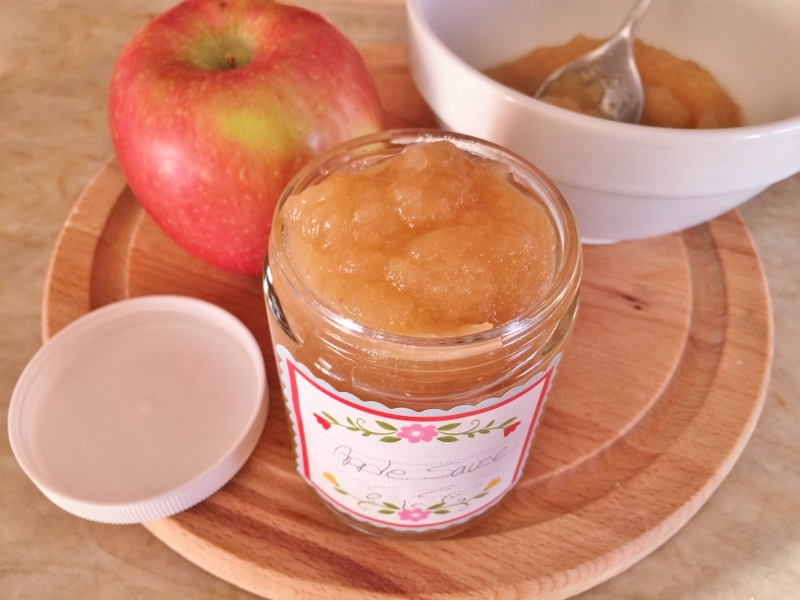 Homemade Apple Sauce – Recipe! Image 1