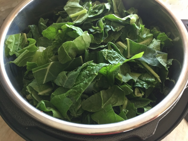 Instant Pot Smoky Southern Greens & Beans – Recipe! Image 6