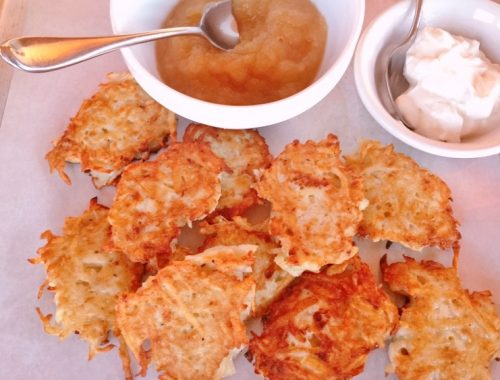 Latkes – Recipe!