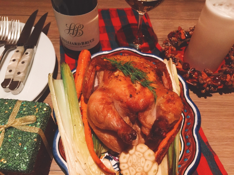 Cornish Game Hen for Two! Image 1