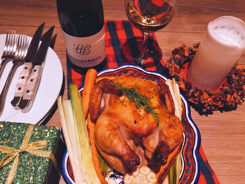 Cornish Game Hen for Two! Image 2