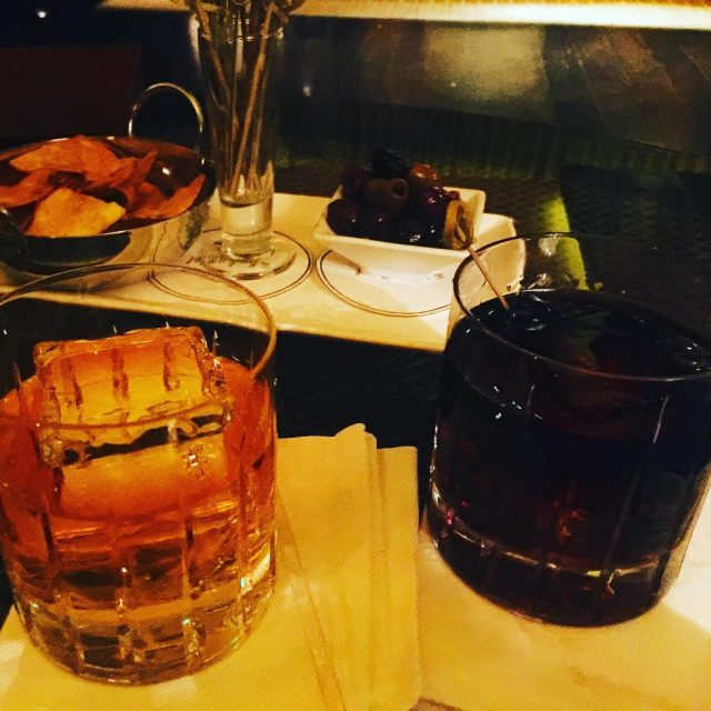 Bar 1912 Beverly Hills Hotel! Great Bourbon Cocktails and Music!hellip