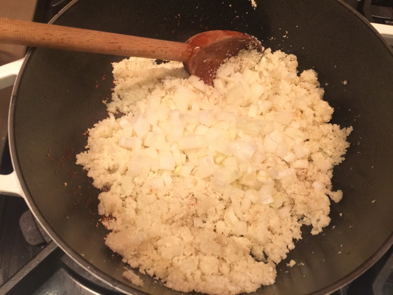 Cauliflower Risotto with Pancetta & Parmesan – Recipe! Image 5