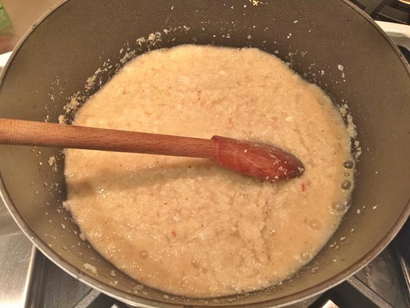 Cauliflower Risotto with Pancetta & Parmesan – Recipe! Image 6