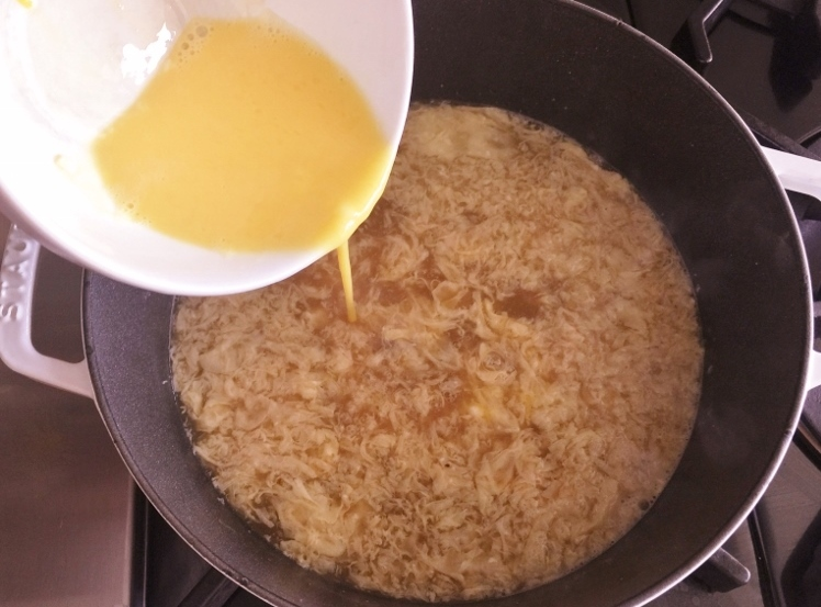 Egg Drop Soup – Recipe! Image 5