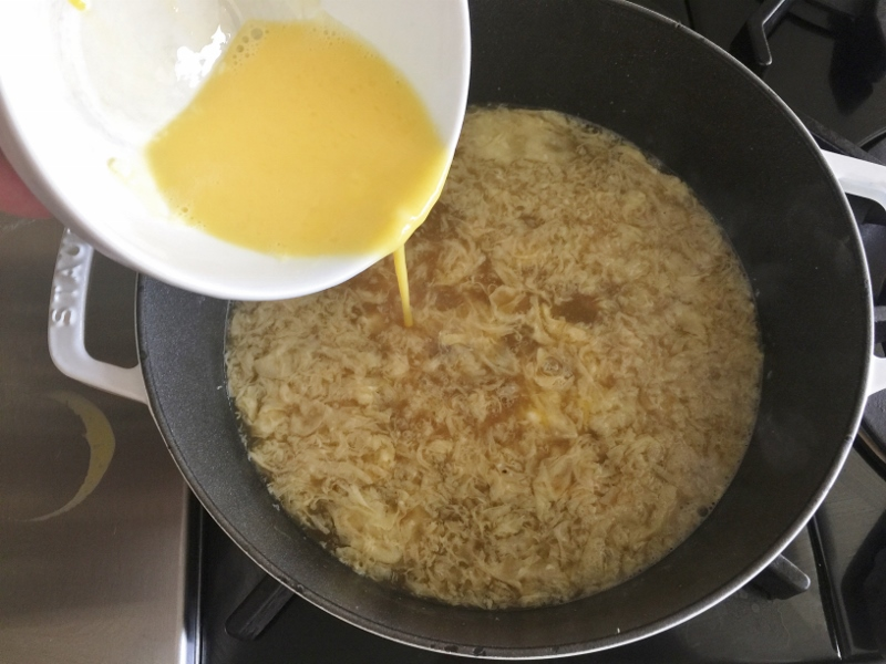 Egg Drop Soup with Soft Tofu – Recipe! Image 4