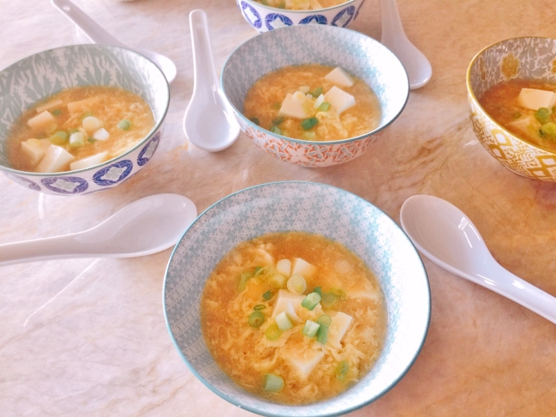 Egg Drop Soup – Recipe! Image 2