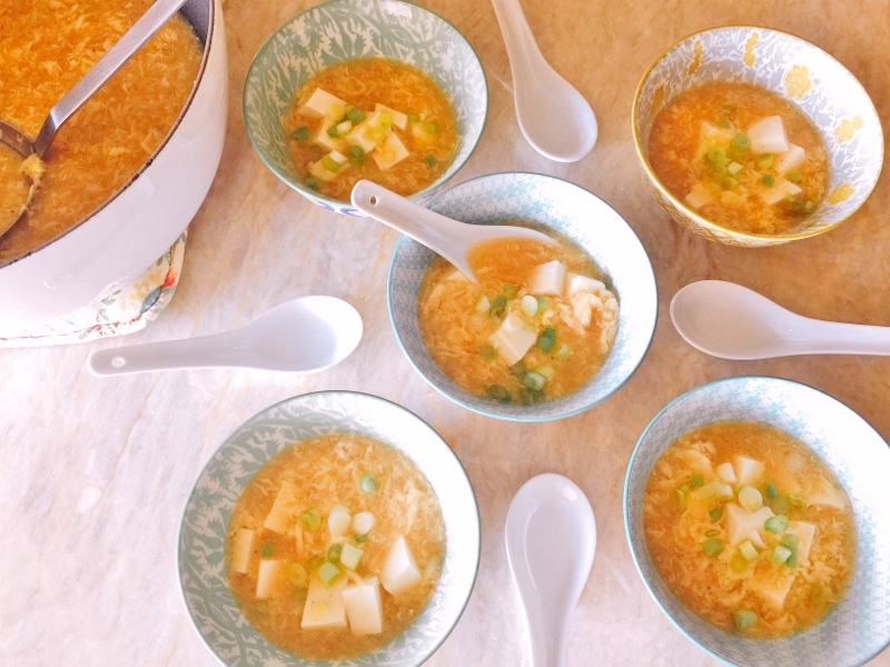 Egg Drop Soup – Recipe! Image 3