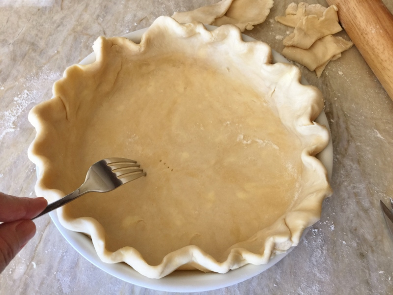 Frozen Vanilla Rum Pie – Recipe! Image 4