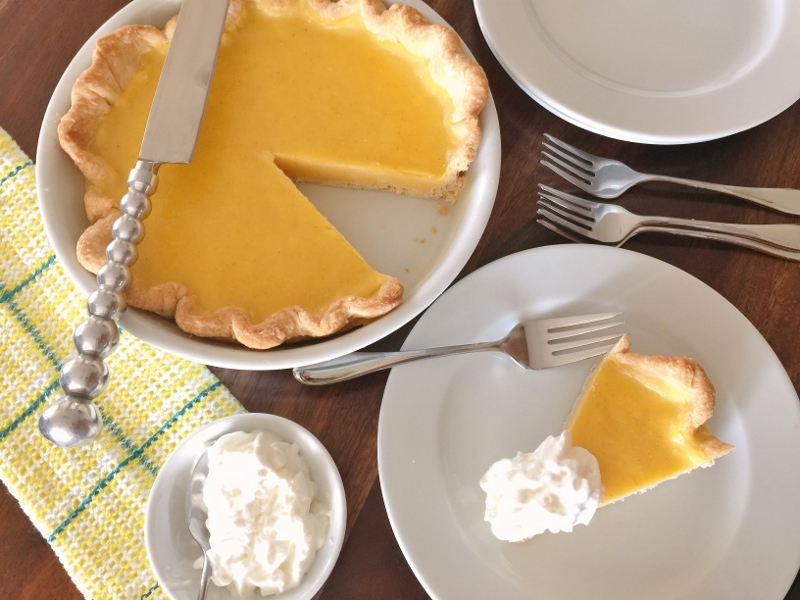Frozen Vanilla Rum Pie – Recipe! Image 2