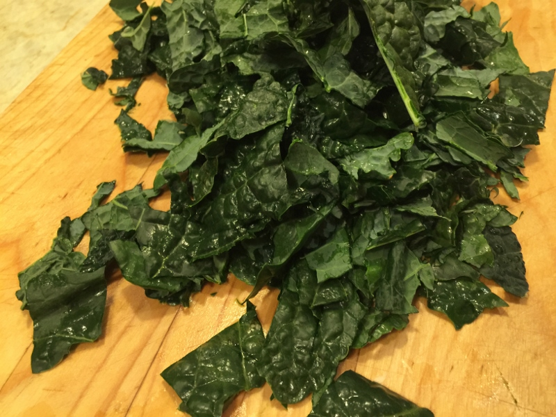Chicken & Kale Coconut Curry – Recipe! Image 4
