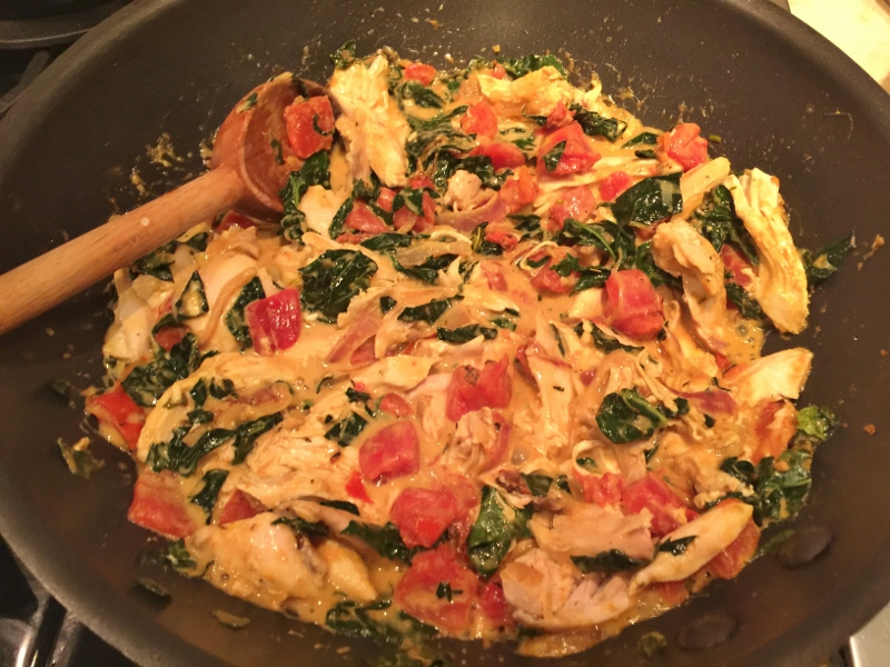 Chicken & Kale Coconut Curry – Recipe! Image 8
