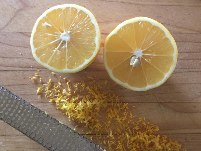 Meyer Lemon Loaf – Recipes! Image 3