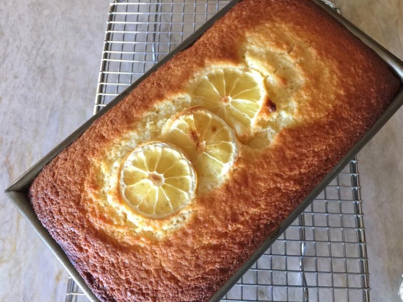 Meyer Lemon Loaf – Recipes! Image 9