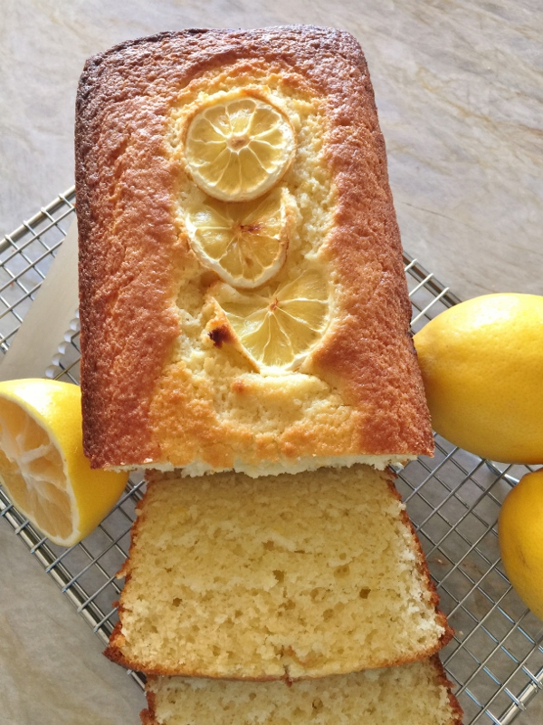 Meyer Lemon Loaf – Recipes! Image 2