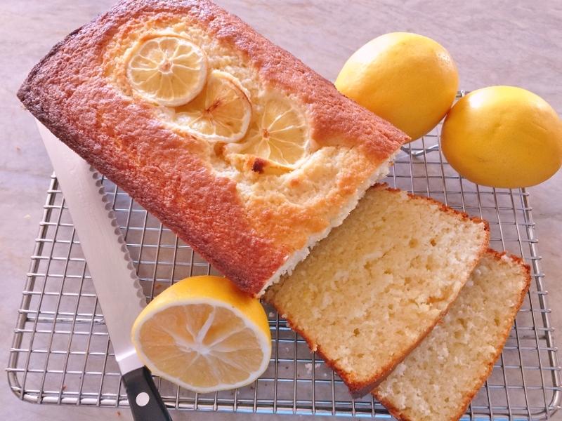 Meyer Lemon Quick Bread – Recipe! Image 1