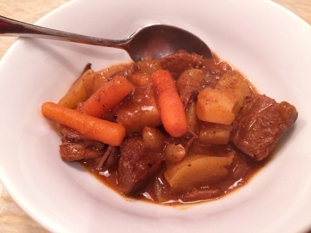Slow-Cooker Beef Stew – Recipe! Image 1