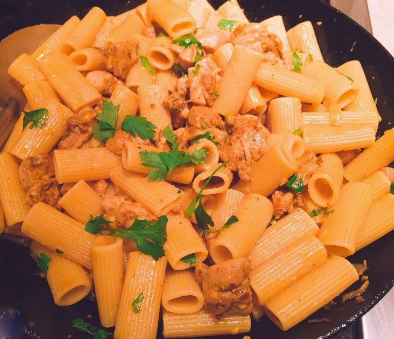 Chicken Shawarma-Like Rigatoni – Recipe! Image 2