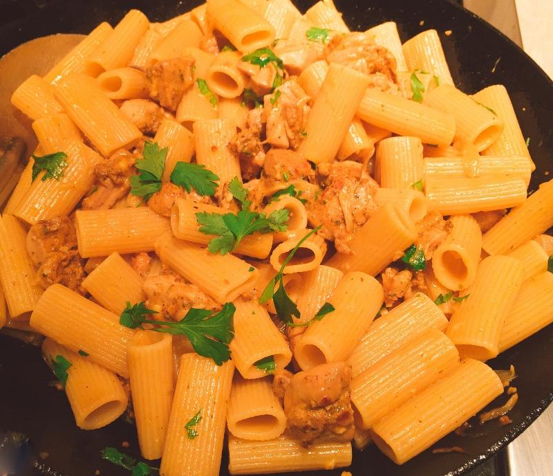 Chicken Shawarma Rigatoni – Recipe! Image 2