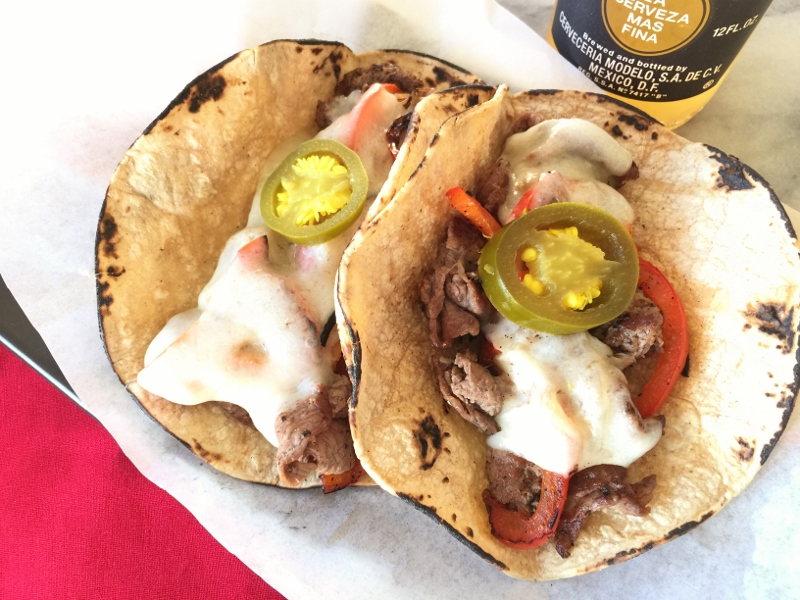 Philly Cheese Steak Tacos – Recipe! Image 1