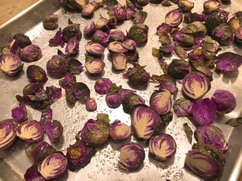 Roasted Balsamic Brussels Sprouts – Recipe! Image 3
