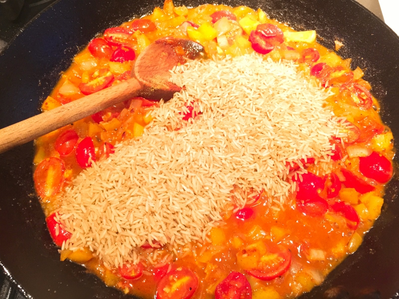 Skillet Arroz Con Pollo – Recipe! Image 7