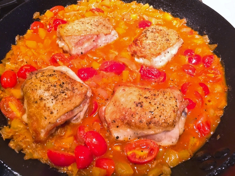 Skillet Arroz Con Pollo – Recipe! Image 4