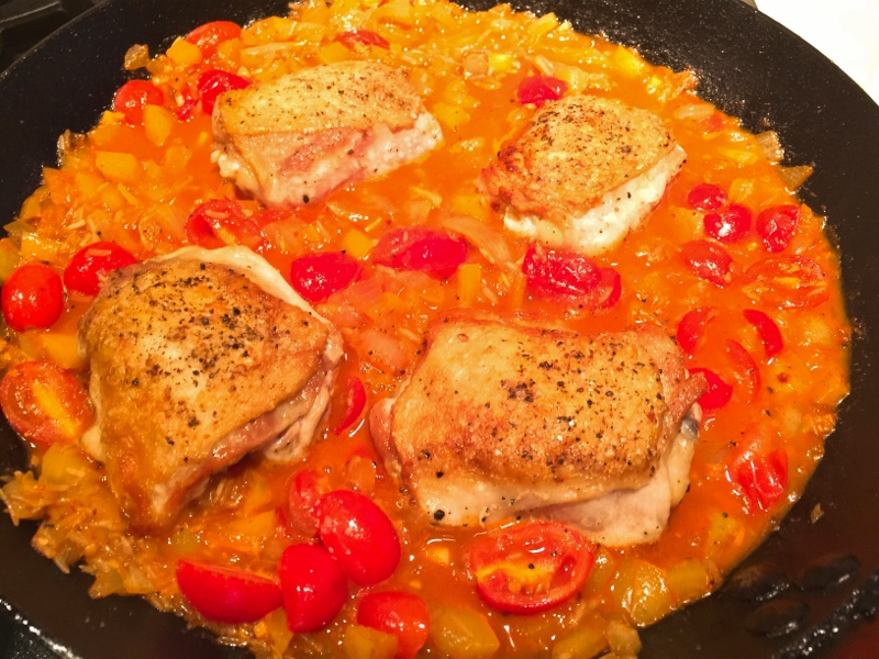 Skillet Arroz Con Pollo – Recipe! Image 8