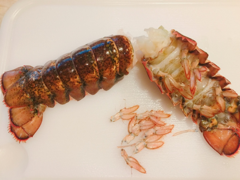 How to Prepare Lobster Tails