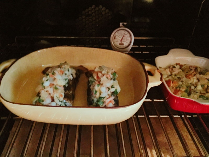 Stuffed Lobster Tails – Recipe! Image 10