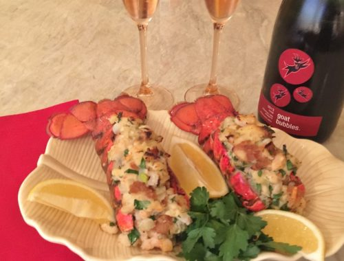 Stuffed Lobster Tails – Recipe!