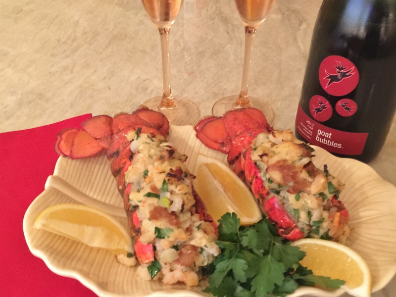 Stuffed Lobster Tails – Recipe! Image 1