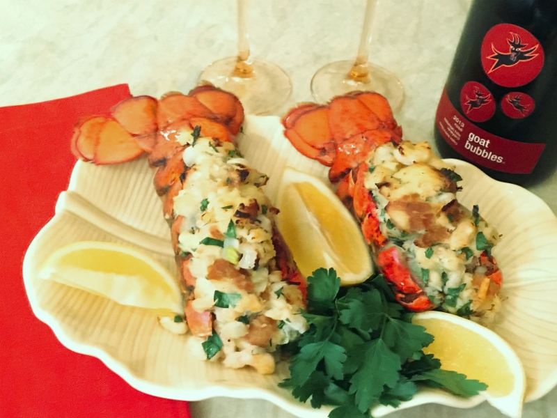 Stuffed Lobster Tails – Recipe! Image 2