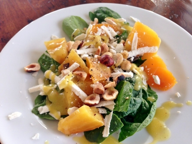 Golden Beet, Ricotta Salata and Hazelnut Salad – Recipe! Image 1